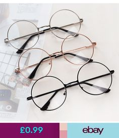 f4abb3881a97 Clear Lens Eyeglasses  ebay  Clothes
