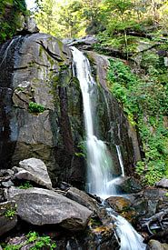 South Mountains State Park is a little-known gem in piedmont, NC with a nice variety of hiking trails, scenic views & waterfalls.  It's one of my favorites!