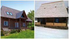 """Modele de case din Maramures. Pe urmele """"civilizatiei lemnului"""""""