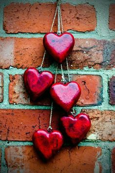 Stunning Valentine wall art for home decor is that kind of amazing romantic house decorations that plays the grand stage for your magical Valentine's Day celebrations I Love Heart, Happy Heart, My Heart, Heart In Nature, Heart Art, All You Need Is Love, Give It To Me, Heart Crafts, Hanging Hearts