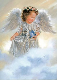 Sweety Babies images Baby angel wallpaper and background photos . Angel Images, Angel Pictures, Wall Pictures, Merry Christmas And Happy New Year, Christmas Angels, Baby Engel, Angel Wallpaper, I Believe In Angels, Angels Among Us