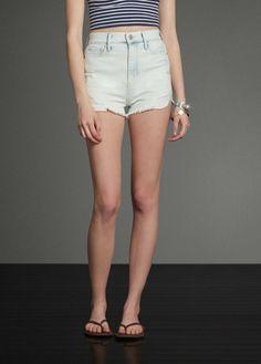 90's Style Shorts