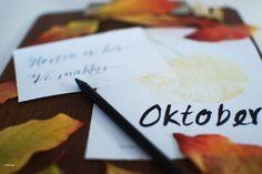 Print - gratis print - free print - autumn - oktober print