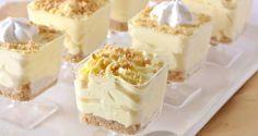 Lemon Cheesecake Mousse Recipe