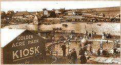 golden acre park leeds Old Pictures, Old Photos, Leeds City, West Yorkshire, Cool Pools, Where The Heart Is, Acre, Paris Skyline, Beautiful Places