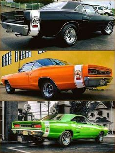 Can't beat old Mopar Muscle..
