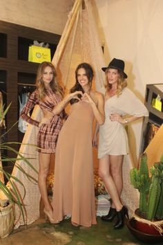 #alebyalessandra Launch Party