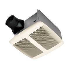 Broan Invent Series 50 Cfm 0 5 Sone Ceiling Mounted Hvi Certified Bath Fan Ae50 Products Bathroom Exhaust Fan Ceiling Installation Bathroom