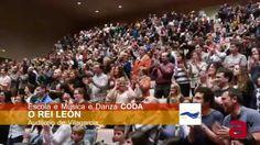 O REI LEÓN DE CODA EN VILAGARCÍA | ArousaTV AROUSATV