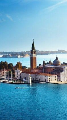 San Giorgio Maggiore - Venice, Italy