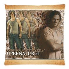 Supernatural Jared Padalecki Pillow Cover