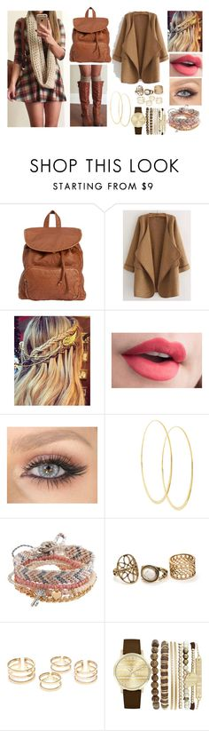 """""""Sem título #997"""" by clariinhafloor on Polyvore featuring moda, Billabong, WithChic, Lana, Aéropostale e Jessica Carlyle"""