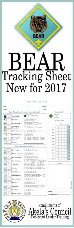 Pack Budget Worksheet cub scouts Pinterest Budget spreadsheet