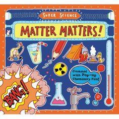 Amazon.com: Super Science: Matter Matters! (9780763660963): Tom Adams, Thomas Flintman: Books