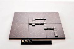 Designer Scrabble Beats Words With Friends Any Day #products #amazing #oneofakind