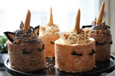 Minkun Matkassa: Yksisarviset kääretortut Desserts, Food, Tailgate Desserts, Deserts, Essen, Dessert, Yemek, Food Deserts, Meals