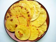 рецепт кукурузных лепешек
