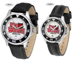 The Competitor Sport Leather Arkansas State Red Wolves Watch is available in your choice of Mens or Ladies styles. Showcases the Red Wolves logo. Free Shipping. Visit SportsFansPlus.com for Details.