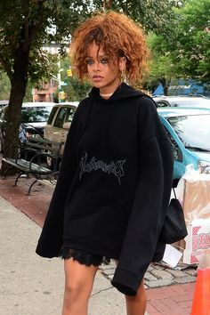 WHO: Rihanna Where: On the street, New York City WHEN: August 11, 2015