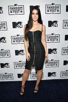 Emeraude MTV Fandom Awards - Arrivals (July 21)