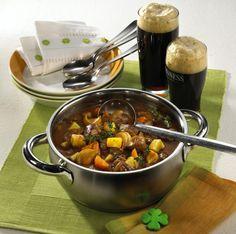 Unser beliebtes Rezept für Guiness-Stew und mehr als 55.000 weitere kostenlose Rezepte auf LECKER.de.