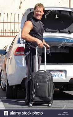 """Stock Photo - Chris Jericho arrives at a dance studio to rehearse for """"Dancing With The Stars"""" Los Angeles, California - Chris Jericho, Wrestling Wwe, Dance Studio, Dancing With The Stars, Boyfriends, Vectors, Eye Candy, German, California"""