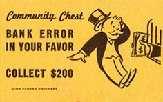 The most unrealistic thing about Monopoly...