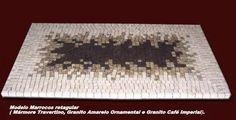 tampo-mosaico-mesa mosaico marrocos 1.60 x 0.90 sob medida