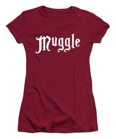 Cardinal 'Muggle' Tee - Juniors #zulily *love it