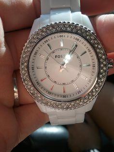 Neeeww Fossil watch!