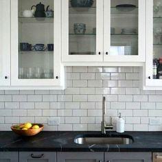 Semihandmade DIY Shaker Ikea Kitchen Featured On Apartment Therapy