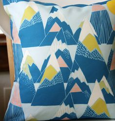 Leah Duncan pillow
