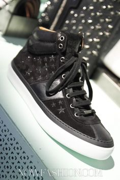 separation shoes 97087 7a27d Jimmy Choo Menswear Spring Summer 2014 London. Nike SkorSneakers ...