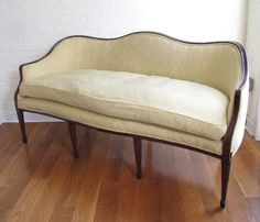 1920s dutch sofa