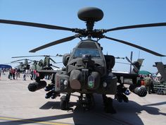 Indian Airforce has chosen the Boeing AH-64D Apache Longbow Block III as its next attack helicopter.