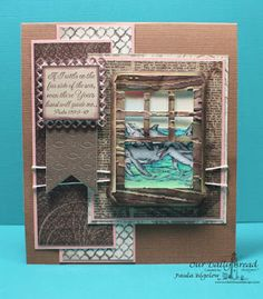 Our Daily Bread designs - Homemade Cards, Rubber Stamp Art, & Paper Crafts - Splitcoaststampers.com