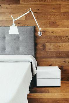 Flat AB - Picture gallery #architecture #interiordesign #bedroom