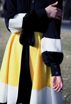 Daisy Abaya Dress Black by LanaLik on Etsy