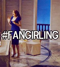 Yep all the time #fangirl