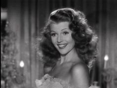 The Style Essentials--Femme Fatale Rita Hayworth Puts the Blame in 1946's GILDA | GlamAmor