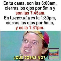 Top 25 funny school memes - Famous Last Words Mexican Funny Memes, Stupid Funny Memes, Funny School Memes, Funny Relatable Memes, Funny Quotes, Humor Mexicano, Funny Spanish Memes, British Humor, Animal Jokes