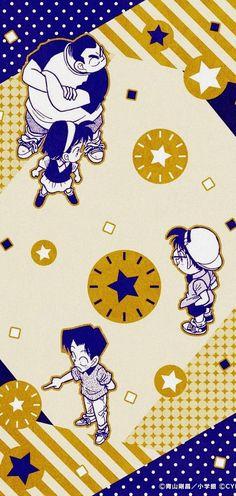 Detective Conan Wallpapers, Detektif Conan, Kudo Shinichi, Magic Kaito, Screen Wallpaper, Kids Rugs, Manga, Iphone, Memes