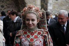 Transylvania is 'Kalotaszeg' traditional costume