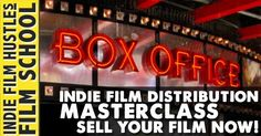Indie Film Distribution  Masterclass http://www.indiefilmhustle.com