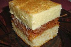 Gyümölcsös joghurttorta, felejtsd el a sütőt, ez lesz a család kedvenc édessége, annyira krémes és elbűvölő! - Ketkes.com Fall Desserts, Vanilla Cake, Cheesecake, Food, Recipes, Cheesecakes, Essen, Recipies, Meals