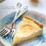 Meyer Lemon Tart and a Recipe Round-up