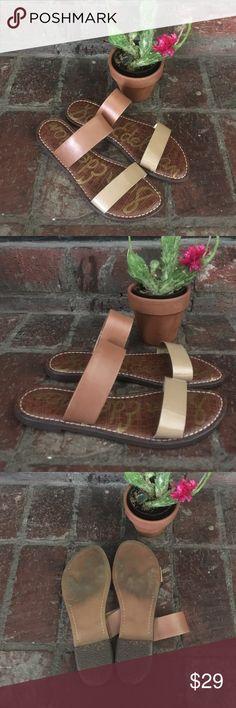 Sam Edelman Krista Sandals 🌺 Sam Edelman KRISTA Sandals gently worn, no stains or holes, good preowned condition, fits true to size 🌺 Sam Edelman Shoes Sandals