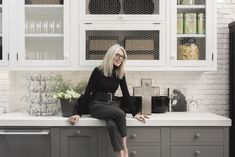 The Interior of Diane Keaton's Rustic Home Is the Stuff of Pinterest Dreamscountryliving