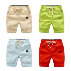 New boy shorts cotton and linen pant children's clothing kids candy color casual pants baby fashion harem five pants Fashion Niños, Kids Fashion Boy, Kids Pants, Kids Shorts, Sport Shorts, Baby Boy Outfits, Kids Outfits, Kids Dress Shoes, Trouser Outfits