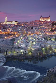 Night view - Toledo, Spain